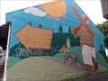 Image for Blaknika Mural  -  Reykjavik, Iceland