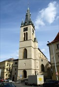 Image for Kostel svatého Štepána - Praha 2, Czech republic