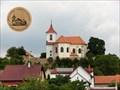 Image for No. 1425, Mesto Sadska - Kostel sv. Apolinare, CZ