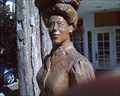 Image for Lady with Parasol - Utica Square - Tulsa, OK