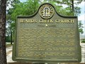 Image for Beards Creek Church-GHM 132-3-Tattnall Co