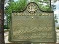 Image for Beards Creek Church-GHM 132-3-Tattnall Co