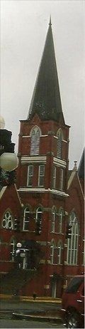 Image for First Methodist Church Bell Tower - Pulaski, TN