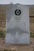 Image for El Camino Real de los Tejas  -- Site of Trinidad, SH 21, Madison Co. TX