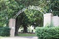 Image for Rose Hill Cemetery Arch -- Hope AR