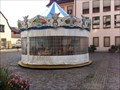 Image for Carousel on Place de la Mairie - Colmar, Alsace, France