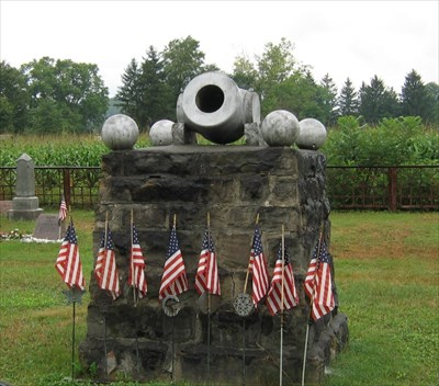 Mortar - Wattsburg, PA
