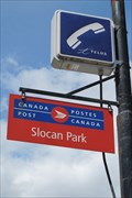 Image for Canada Post - V0G 2E0 - Slocan Park, British Columbia