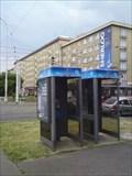 Image for Telefonni budky, Praha, Kubanske namesti