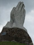 Image for Historic Route 66 - Praying Hands - Webb City, Missouiri, USA.