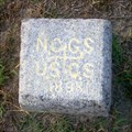 Image for South Meridian Marker, Nash County, North Carolina