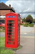 Image for Tiddington phone box, Warwickshire, UK