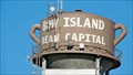Image for Bean Pot Water Tower - Bow Island, AB