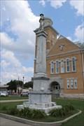 Image for Confederate Memorial - Centreville Historic District - Centreville AL