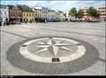 Image for Peace Square Compass Rose / Kompasová ružice na Mírovém námestí - Hlucín (North Moravia)