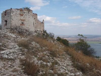 Devicky - Dívcí hrad / Maidenburg - Pavlov