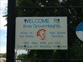 Image for Welcome Sign - Inver Grove Heights, MN