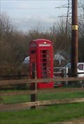 Image for Red Telephone Box, Bishops Meadow Lock House - Loughborough, Leicestershire