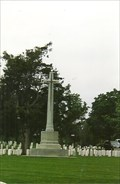 Image for Canadian Cross of Sacrifice - Arlington, VA