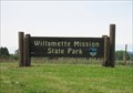 Image for Willamette Mission State Park - Marion County, Oregon