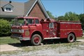 Image for Ford Fire Truck, Minco OK