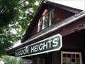 Image for Haddon Heights Train Station - Haddon Heights, NJ