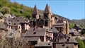 Image for World Heritage Sites Chemins de Saint-Jacques-de-Compostelle en France - Abbatiale Sainte-Foy, Conques