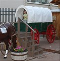 Image for Wall Drug Covered Wagon -- Wall, SD