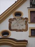 Image for Sundial in Waldsassen, Lk. Tirschenreuth, BY, GER