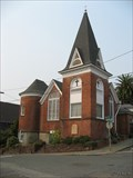 Image for First United Methodist Church - Point Richmond, California
