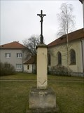 Image for Christian Cross - Horní Pocaply, Czechia