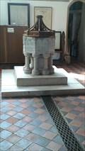 Image for Baptismal Font, All Saints Church, Church Green, Terling, Essex, CM3 2PQ,