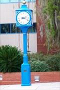 Image for Gov't. Center Clock, Brooksville, FL