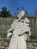 Image for St. John of Nepomuk // sv. Jan Nepomucký - Mysluvka, Czech Republic