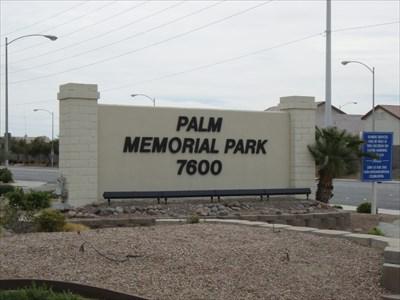 Palm Memorial Park Green Valley Las Vegas Nv Worldwide Cemeteries On