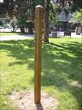 Image for Peace Pole at the University of Guelph