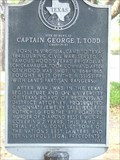 Image for Captian George T. Todd