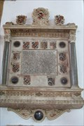 Image for Thomas and Dorithy Spencer, St.Mary's Church, Everdon, Northants.