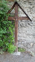 Image for Wooden Cross near the Jesuit College - Brig, VS, Switzerland
