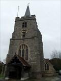 Image for St Lawrence Church, Chobham, Surrey, UK.