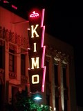 Image for KiMo Neon - Albuquerque, New Mexico, USA.