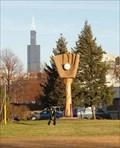 Image for Giant Baseball Mitt and Ball