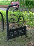 Image for Etruria Bicycle Tender - Etruria, Stoke-on-Trent, Staffordshire, England, UK
