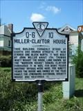 Image for Miller-Claytor House