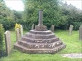 Image for Sundial, St Peter's church - Hope, Derbyshire