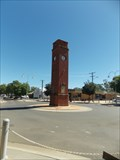 Image for The Great War Memorial Clock Tower - Wee Waa, NSW