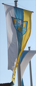 Image for Habach municipal flag