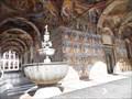 Image for Rila Monastery Church Fountain - Rila, Bulgaria