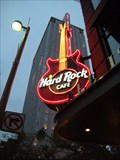 Image for Hard Rock Cafe Neon Guitar - Denver, CO