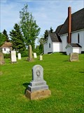 Image for St. Andrew's Anglican Church Cemetery - Wallace, NS